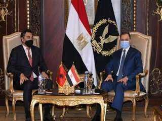 وزير الداخلية الألباني.. يشيد بجهود مصر في مكافحة الإرهاب