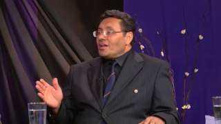 «فيديو» عضو مجمع البحوث يرد على مصطفى راشد: شاذ ويضيّع الدين