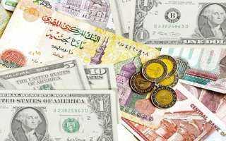 «مصر 2030»: أسعار العملات الأجنبية والعربية اليوم الإثنين 25-10-2021